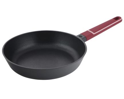Сковорода Ornament, 28х6 см, черная