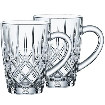 Фото - Набор кружек для горячих напитков Hot Beverages (350 мл), 2 шт. 103771 Nachtmann набор мини кружек nachtmann 2 предмета 250 мл 98855