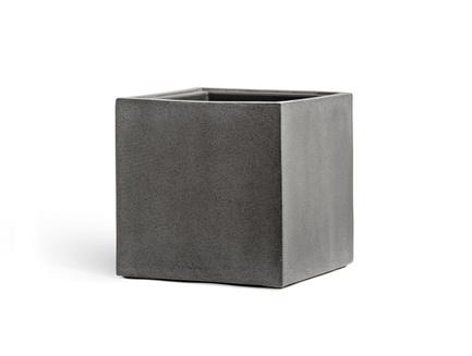 Фото - Кашпо Effectory Beton Куб, 30х30х30 см, темно-серый бетон (без технич.горшка) 41.3317-02-005-GR/XL-30 Treez кашпо effectory beton куб 20х20х20 см темно серый бетон без технич горшка 41 3317 02 005 gr xl 20 treez