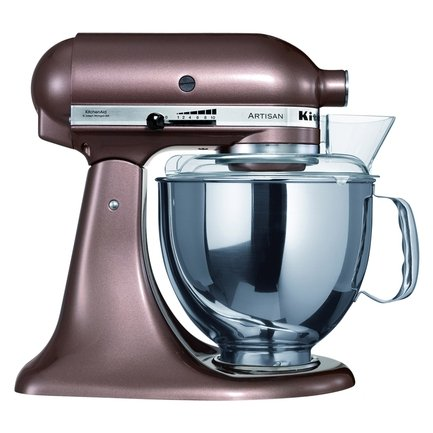 KitchenAid Миксер планетарный, дежа (4.83 л), 3 насадки, яблочный сидр