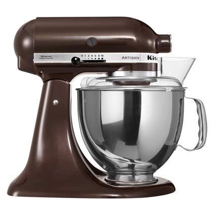 KitchenAid Миксер планетарный, дежа (4.83 л), 3 насадки, 5KSM150PSEES, кофе эспрессо
