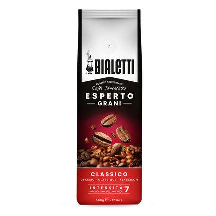 Кофе в зернах Esperto Moka Classico, 500г 96080333 Bialetti