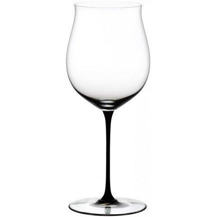 Riedel Фужер Burgundy Grand Cru (1050 мл), черный 4100/16 Riedel riedel бокал для красного вина bordeaux grand cru 860 мл