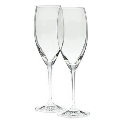 Riedel Набор бокалов для шампанского Prestige Cuvee (230 мл), 2 шт. 6416/48 Riedel набор фужеров cuvee 6 штук объем 475 мл 1020892