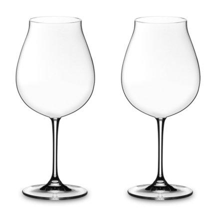 Riedel Набор бокалов для красного вина Pinot Noir (800 мл), 2 шт. 6416/67 Riedel riedel набор бокалов для красного вина syrah 650 мл 2 шт 6416 30 riedel