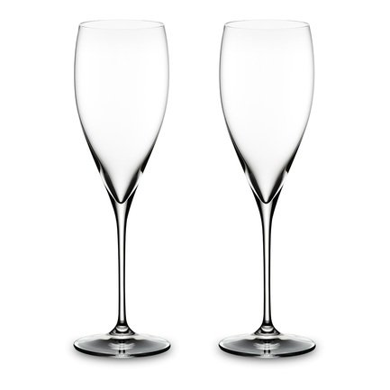 Riedel Набор бокалов для шампанского Champagne Glass (343 мл), 2 шт. 6416/28 Riedel фужер для шампанского riedel sommeliers champagne 170 мл