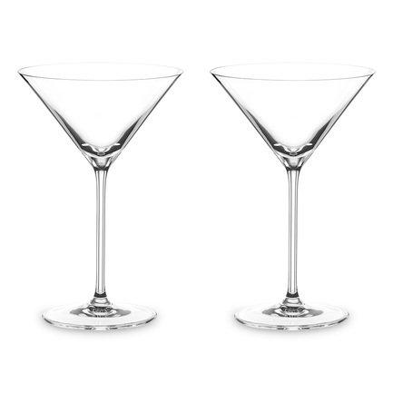 Riedel Набор бокалов для мартини Martini (270 мл), 2 шт. 6416/37 Riedel riedel набор бокалов для мартини martini 275 мл 2 шт 6404 17 riedel