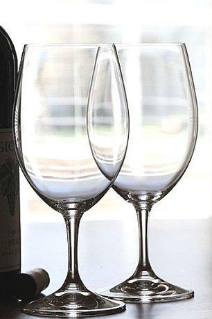 Riedel Набор бокалов для красного вина Magnum (530 мл), 2 шт. 6408/90 Riedel набор бокалов для вина 170 мл crystal heart набор бокалов для вина 170 мл