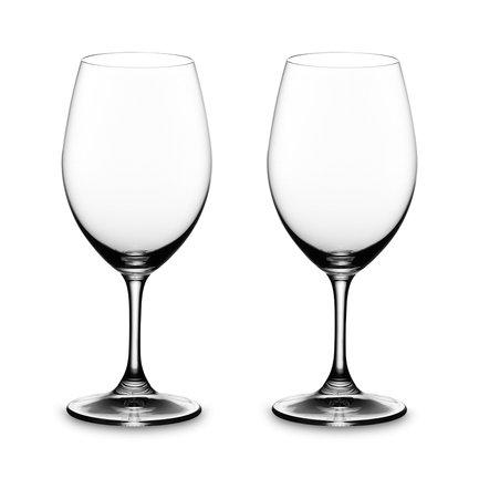 Riedel Набор бокалов для красного вина Red Wine (350 мл), 2 шт. 6408/00 Riedel red wine corkscrew with heart pattern