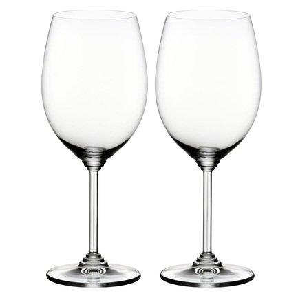 Riedel Набор бокалов для красного вина Cabernet/Merlot (610 мл), 2 шт. 6448/0 Riedel