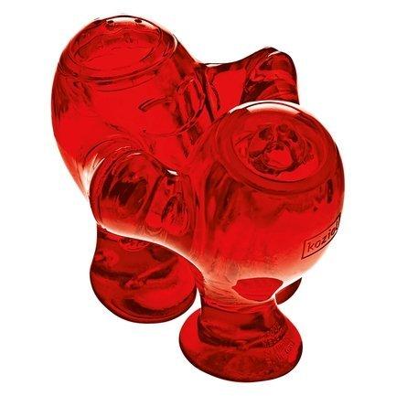 Koziol Набор из солонки и перечницы STEP'N PEP (3110509), красный 004.070600.003 Koziol насос погружной al ko drain 15000 inox 1100вт 15000л ч