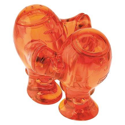 Koziol Набор из солонки и перечницы STEP'N PEP (3110536), оранжевый koziol набор соль перец step n pep koziol оранжевый прозрачный