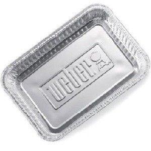 Weber Поддон алюминиевый 3300, маленький, 10 шт. 6415 Weber weber поддон алюминиевый 3300 маленький 10 шт 6415 weber
