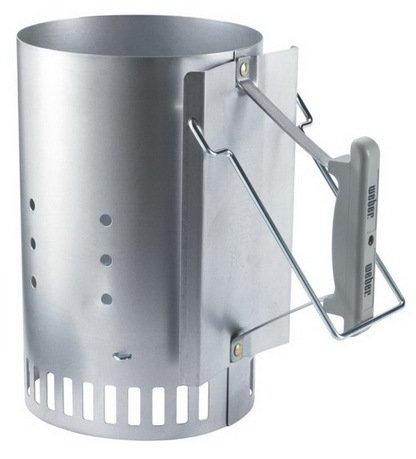 Weber Стартер для розжигания угля 7416 Weber труба стартер для разжигания угля weber