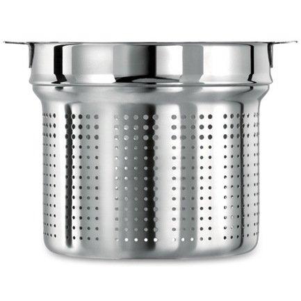 Cristel Вставка для варки макарон L Enveloppant, 24 см (ECP24QL) cristel мельничка для соли прозрачная 15 см мехаизм пежо