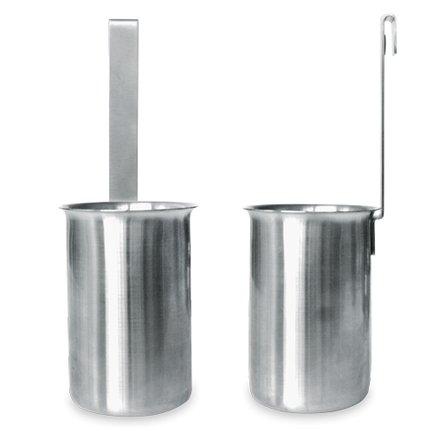 Cristel Стакан подвесной для кухонной утвари, 9х13.5 см 00024749 Cristel аксессуары для кухонной техники тайфун аксессуар для кухонной техники