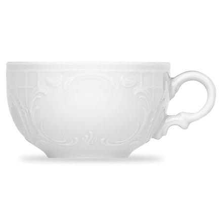 Чашка круглая Mozart (0.18 л), белая