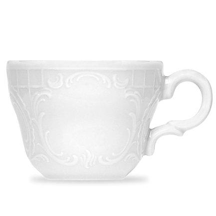 Чашка эспрессо Mozart (0.09 л), 6.9х5 см, белая