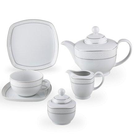 Seltmann Сервиз чайный Sterling на 6 персон, 21 пр.