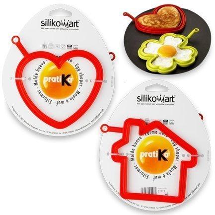 Silikomart Набор формочек для яичницы