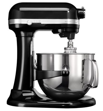 KitchenAid Миксер планетарный, дежа (6.9 л), 3 насадки, 5KSM7580XEOB, черный планшет lenovo miix 510 12ikb 80xe00c8rk intel core i3 7100 3 9 ghz 8192mb 256gb lte wi fi cam 12 1920x1200 windows 10 64 bit