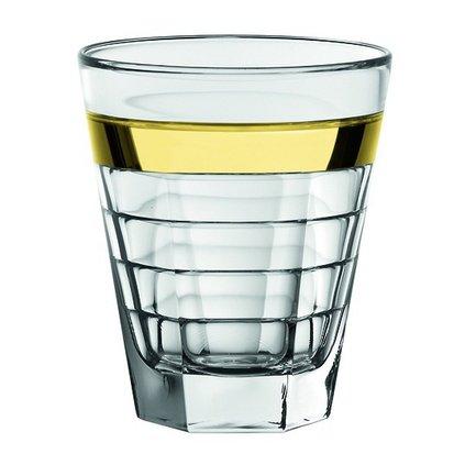 Alter Ego Стакан низкий, с золотой полосой (280 мл) 64427E Alter Ego alter ego стакан низкий 350 мл зеленый 64634 alter ego
