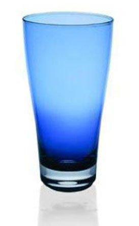 Alter Ego Стакан для сока (480 мл), синий стакан asobu ice vino 2go цвет розовый 480 мл