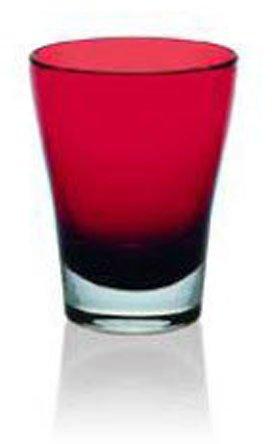 Alter Ego Стакан для вина (200 мл), красный 60333 Alter Ego набор бокалов bohemia crystal  рождественский