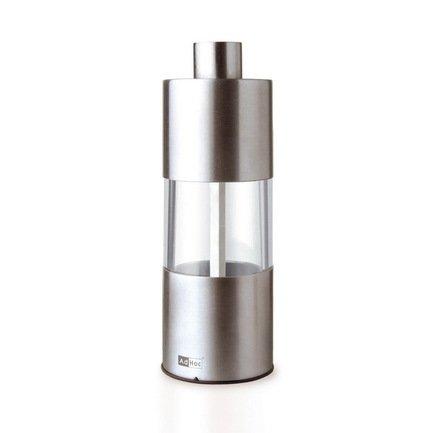 AdHoc Ручная мельница для соли или перца Profi (MP01), 13 см, стальная 010.070800.011 AdHoc автоматическая мельница для соли перца adhoc серия milano черный