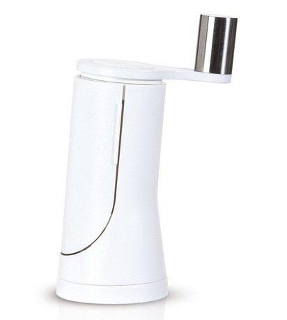 Терка для сыра Pisa (CG02), 16 см, белая