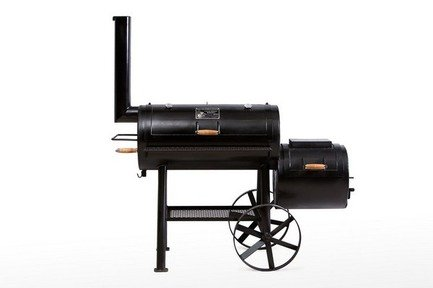 Marshall Smokers Коптильня-барбекю Oklahoma