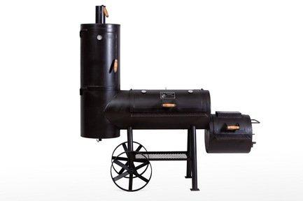 Marshall Smokers Коптильня-барбекю Durango ms-004 Marshall Smokers garibaldi velaria feria de durango