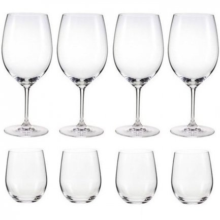 Riedel Набор бокалов для вина Bordeaux/Viognier, 8 шт. 5416/59 Riedel стоимость