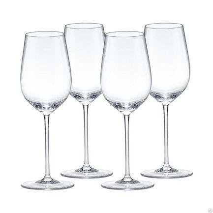 Riedel Набор бокалов для белого вина Pay 3 Get 4 (400 мл), 4 шт. 7416/54 Riedel набор бокалов для бренди коралл 40600 q8105 400 анжела