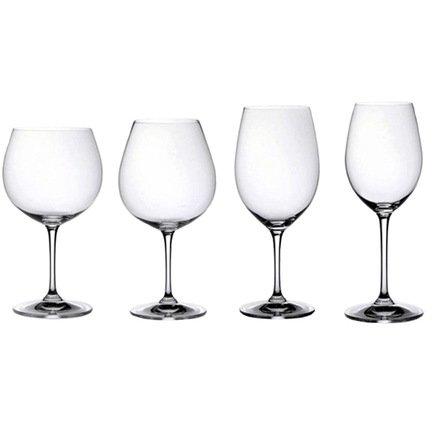 Набор бокалов для красного и белого вина Vinum Tasting Set, 4 шт.