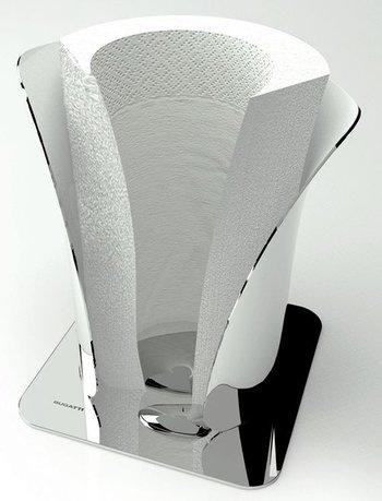 Casa Bugatti Держатель для салфеток Acqua, 13x13x16 см