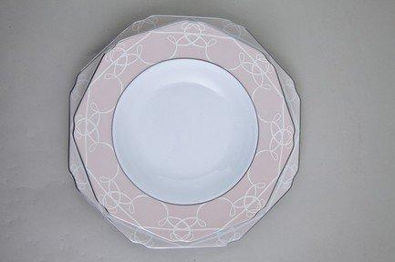 Набор тарелок Каннамелла на 6 персон, 18 пр. от Superposuda