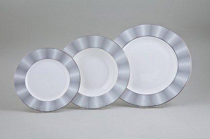Набор тарелок Лунное Затмение на 6 персон, 18 пр. от Superposuda