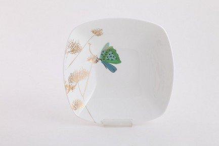 Набор суповых тарелок Цветные бабочки, 6 пр. от Superposuda