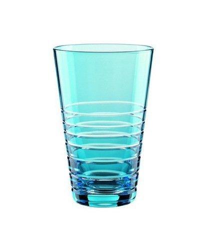 Nachtmann Набор высоких стаканов (450 мл), светло-голубые, 2 шт. 88903 Nachtmann набор высоких стаканов luminarc new america