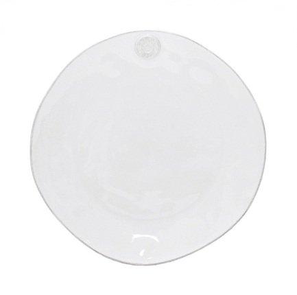 Costa Nova Тарелка Nova, 33 см, белая, покрытие глазурь NOP331-02203B Costa Nova ночная сорочка 2 штуки quelle arizona 464118