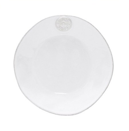 цена на Тарелка Nova, 21 см, белая, покрытие глазурь NOP216-02203B Costa Nova