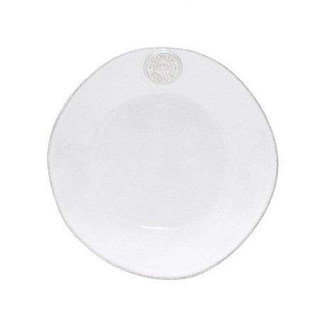 Costa Nova Тарелка Nova, 16 см, белая, покрытие глазурь NOP161-02203B Costa Nova