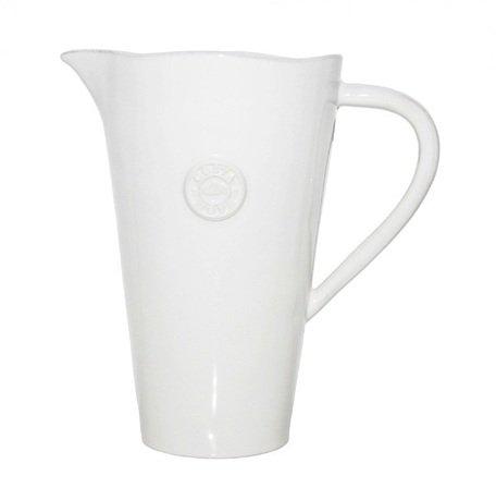 Costa Nova Кувшин Nova (1.5 л), белый, покрытие глазурь NOZ241-02203B Costa Nova чашка costa nova friso комплект из 4 шт fis 181 01410 o