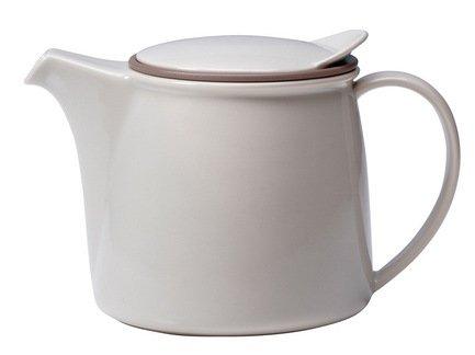 Kinto Чайник Brim (0.75 л), 18х12 см, серый 22390 Kinto kinto чайник trape 0 45 л белый 22842 kinto