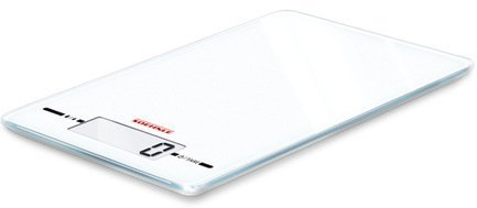 Soehnle Весы кухонные Page Evolution, 21х13.3х1 см, белые 66177 Soehnle весы soehnle page evolution white 66177
