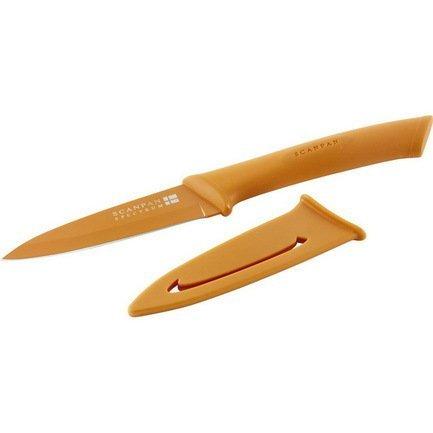 scanpan мусат 26 см Scanpan Нож универсальный, 9 см, оранжевый