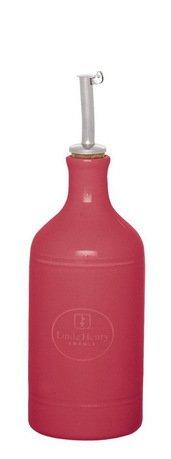 Emile Henry Бутылка для масла и уксуса, 7.5 см (0.45 л), красная 420215