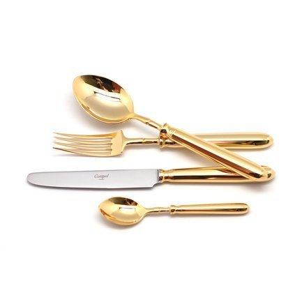Cutipol Набор столовых приборов Mithos gold, 24 пр. 9151