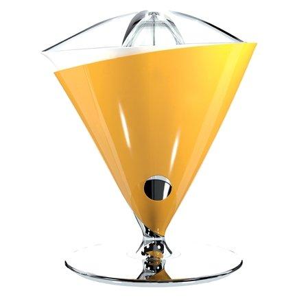 Соковыжималка для цитрусовых Vita, желтая 55-VITAC6 Casa Bugatti